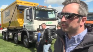 TruckWorld TV – DAF Trucks at Truckfest 2015
